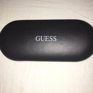 Guess hard cover glass case